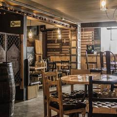 Bar cerveza artesanal : Bares y discotecas de estilo  por Aluzina