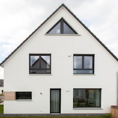 Haus in Weimar:  Holzhaus von Herrmann Massivholzhaus GmbH