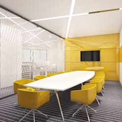 Interior and Architects Ideas:  Office buildings by KreateCube