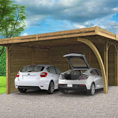Carport by ONLYWOOD