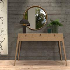 Projeto 3D : Corredores e halls de entrada  por BORAGUI - Design Studio