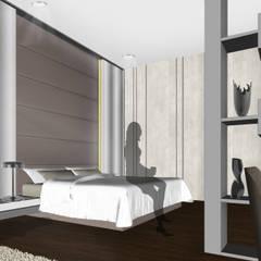 : Kamar Tidur oleh SAE Studio (PT. Shiva Ardhyanesha Estetika),