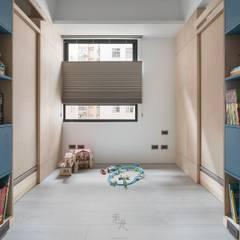 沐光‧書院造:  嬰兒房/兒童房 by 禾光室內裝修設計 ─ Her Guang Design