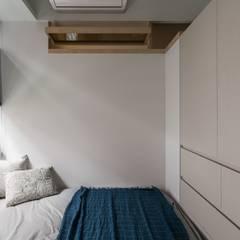 غرفة الاطفال تنفيذ 禾光室內裝修設計 ─ Her Guang Design
