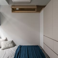 asian Nursery/kid's room by 禾光室內裝修設計 ─ Her Guang Design