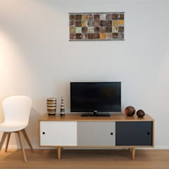 Sideboard skandinavisch:  Wohnzimmer von Baltic Design Shop