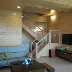 地興木屋有限公司:  tarz Oturma Odası