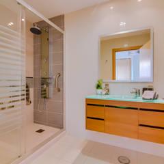 Ivo Santos Multimédiaが手掛けた浴室