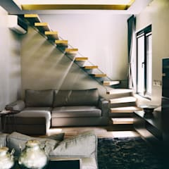 HePe Design interiors – Merdiven:  tarz Merdivenler