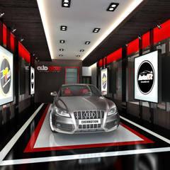 Car Dealerships by Elora Desain