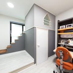 Home Design Interior: Design Mind Mirae의  남아 침실