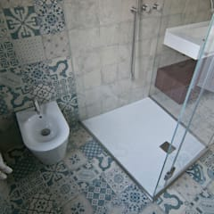 BAGNO dp: Bagno in stile  di GAME - Gabriele Architetto Marinelli Enterprise