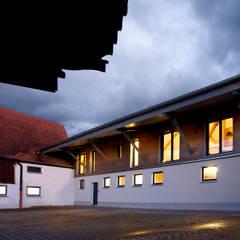 Umbau Scheune 01:  Häuser von Klaus Geyer Elektrotechnik
