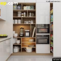 Keukenblokken door Thế Giới Tủ Bếp