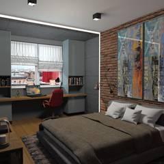 Boys Bedroom by Студия интерьера 'Золотая Середина
