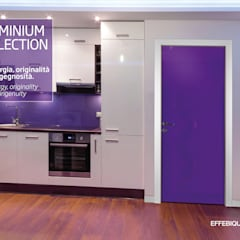 Inside doors by Effebiquattro S.p.A.