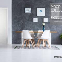 Porta Mood : Porte in legno in stile  di Effebiquattro S.p.A.