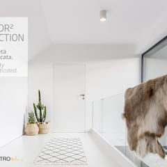 Wooden doors by Effebiquattro S.p.A.