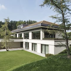 Single family home by meier architekten