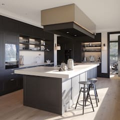 Built-in kitchens by meier architekten