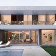 Houses by A PRIMA - arquitectura