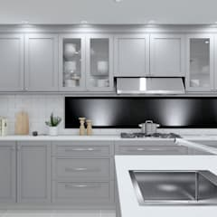 Dapur built in by Linken Designs