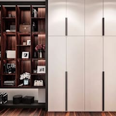 Closets de estilo  por Lighthouse Architect Indonesia
