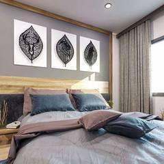 :  Bedroom by Statü Plus