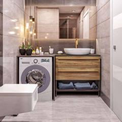 :  Bathroom by Statü Plus