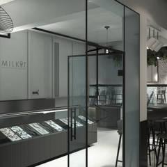 Milkit:  Gastronomy by Studio Monochrome