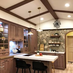 by 酒窩設計 Dimple Interior Design Country سلیٹ