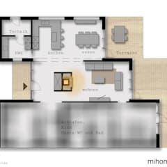 Bungalows by mihome, Minimalist