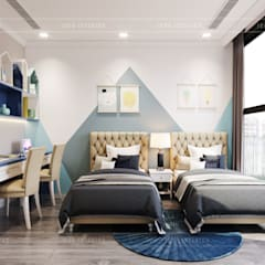 Nursery/kid's room by ICON INTERIOR, Classic