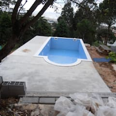 rustic Pool by Escala Absoluta