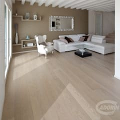 Rock Oak wood floor by Cadorin Group Srl - Top Quality Wood Flooring Mediterranean