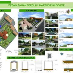 :  Sekolah by 1mm studio | Landscape Design