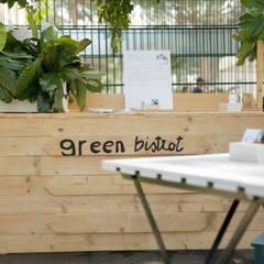 Greenbistrot: Gastronomia in stile  di Ramina Studio