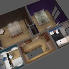 La identidad de tu Hogar: Dormitorios de estilo  por ATELIER3