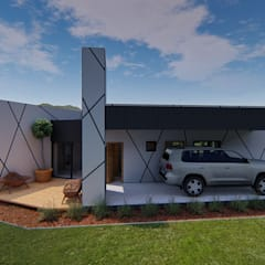 Carport by Tila Design