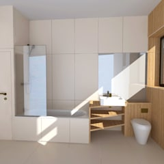 Bounds Green Corner:  Passive house by Satish Jassal Architects