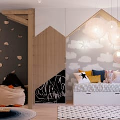Teen bedroom by Design Service