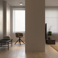 FI5: Рабочие кабинеты в . Автор – KDVA Architects