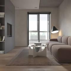 LZ3: Гардеробные в . Автор – KDVA Architects