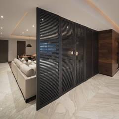 الممر والمدخل تنفيذ Concepto Taller de Arquitectura