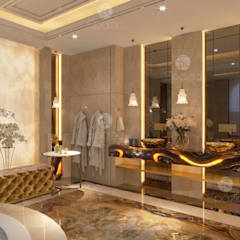 حمام تنفيذ Spazio Interior Decoration LLC