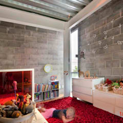 industrial Nursery/kid's room by tactic-a