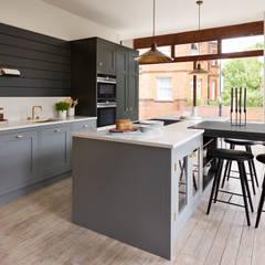 Teddy Edwards showroom Oxford :  Kitchen units by Teddy Edwards