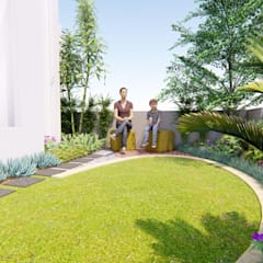 :  Halaman depan by 1mm studio | Landscape Design