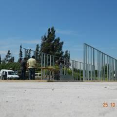 Construcción casa de 130 m2: Paredes de estilo  por AG Gestión