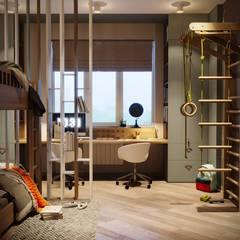 Dormitorios infantiles de estilo  por Lines